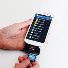 Kit de connection 4 en 1 pour Smartphones et tablettes Android avec port micro USB: Amazon.fr: Informatique