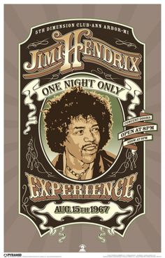 Jimi Hendrix - One Night Only