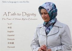 A Path to Dignity http://www.path-to-dignity.org;  See also: The Office of The High Commissioner for Human Rights http://www.ohchr.org/EN/Pages/WelcomePage.aspx