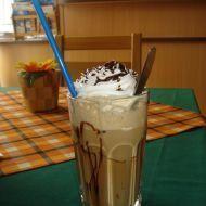Fotografie receptu: Jednoduchá ledová káva Frappe, Smoothies, Food And Drink, Ice Cream, Pudding, Drinks, Cooking, Desserts, Recipes