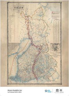 Measuring Instrument, Malm, Helsinki, Vintage World Maps, Inspiration, Decorating, Heart, Places, Google