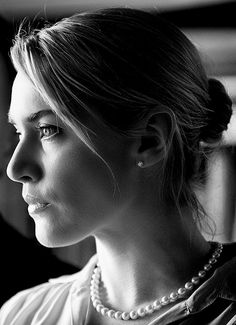 Kate Winslet. One of my favorite actresses!                                                                                                                                                      Mais