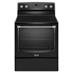 Maytag 30-inch Electric Range with Precision Cooking System