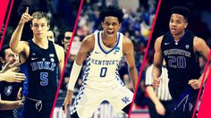 With the NBA Combine now underway, prospects finally get to show off their talents. Many players opted to skip the combine (Lonzo Ball, Dennis Smith) while others are choosing not to participate in 5-on-5 activities (De'Aaron Fox, T.J. Leaf).   #2017 nba draft #basketball #Chicago #Duke #Kentucky #Michigan #NBA #NBA Combine #NBA Draft #NCAA Basketball #NCAA Tournament #Texas #UNC