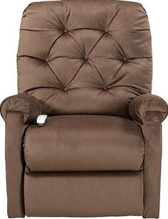 See the Classica Power Recliner - Chocolate. Luxury Home Furniture, Online Furniture, Furniture Decor, Lift Recliners, Powered Wheelchair, Wood Dust, Sit Back, Tufting Buttons, Massage Chair