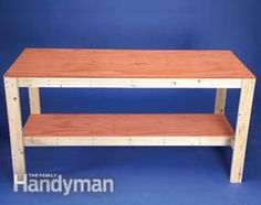 Got two hours to kill? Do we have a workbench for you!