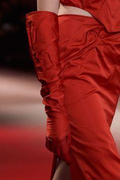 Nina Ricci at Paris Fashion Week Fall 2013 - Details Runway Photos