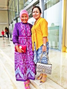 Indonesia Fashion Week, Batik Dress, Kebaya, Traditional Outfits, Ikat, Muslim, Sari, My Style, Exotic