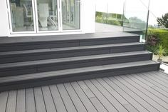 The Tools Needed When Laying Decking Wpc Decking, Decking Area, Composite Decking, Decking Boards, Building Design Plan, Building A Deck, Deck Flooring, Plastic Decking, Deck Stairs