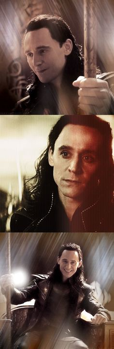 """Tom Hiddleston """"Loki"""" Stills from """"The Dark World"""" From http://ask-son-of-laufey.tumblr.com/post/79486799738 and http://lokiofasgard.tumblr.com/post/79483046016/there-is-no-throne-there-is-no-version-of-this"""