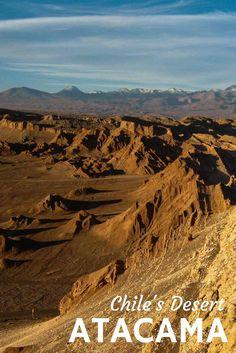 Otherworldly Atacama: Geysers, Buried Villages, and Lunar Landscapes via @travelpast50