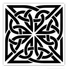 Tile No 1 Stencil From The Library CELTIC Range Code They Have Loads Of Celtic Designs
