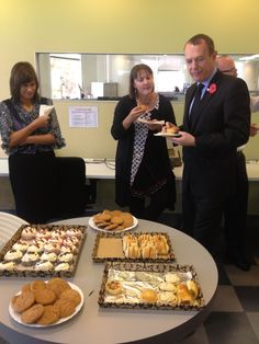 Day #50 Anzac Day morning tea with Andrew Tubb