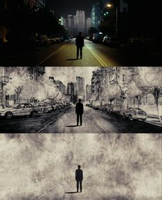 "500 Days of Summer-""This is a story of boy meets girl, but you should know upfront, this is not a love story""."