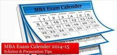 If you appear in MBA entrance exam in 2014, you will get admission in 2015 and will be able to complete your MBA in 2017