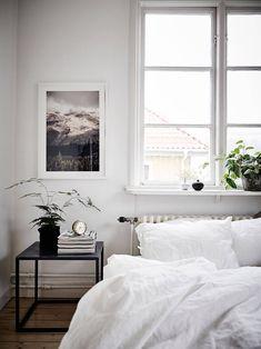 Gravity Home, Photography by Jonas Berg for Stadshem - Bedroom