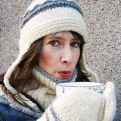 Prinsessesett - Happy Knitting AS Winter Hats, Crochet Hats, Knitting, Fashion, Threading, Knitting Hats, Moda, Tricot, Fashion Styles