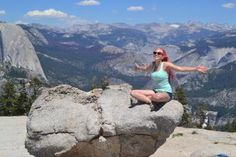 Yosemite is a perfect place to visit with teen grandchildren. - Photo © S. Adcox