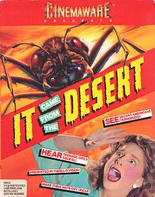 It came from the Desert - Amiga 500