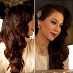 40s Glamour Long Hairstyles | Long Hairstyles Trend
