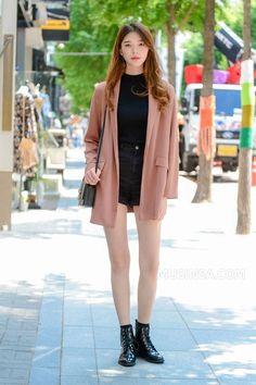 Korean street fashion official korean fashion outfits coreanos, outfits p. Korean Street Fashion Urban Chic, Korean Fashion Teen, Korean Fashion Summer Casual, Korean Fashion Ulzzang, Korean Fashion Dress, Korean Outfits, Urban Fashion, Korean Clothes, Korean Street Style Summer