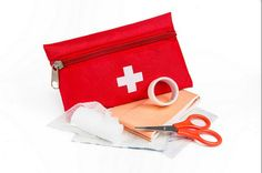 First Aid Kit for Parents