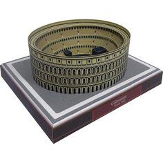 Italia Coliseo,Arquitectura,Arte de papel,Europa,Italia,Roma,Patrimonio de la Humanidad,Campo de deportes,Edificio