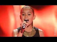 ▶ Alexa Sings Girl On Fire | The Voice Kids Australia 2014 - YouTube (Interesting - I didn't know their were 'voice kids' I knew there were other countries that did the voice but these are all kids. They are so cute!)