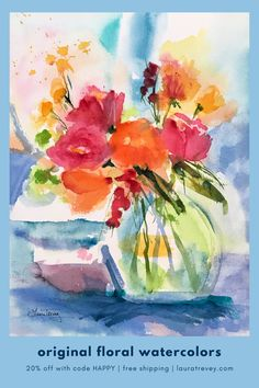 Shop original paintings by Laura Trevey with Free Shipping.