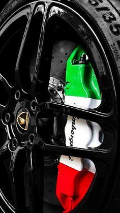 ☆Black & White Pop Of Color☆ ***********Lamborghini**********
