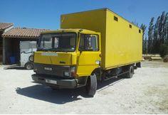 Camion poids lourd Bétaillère Unic 135.17 occasion