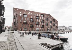 World's first Nordic Eco-labelled apartments completed in Copenhagen
