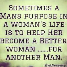Couldn't agree more! Thank God for my life lessons and for giving me an amazing husband!
