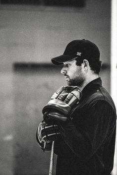 St Louis Blues goalie Brian Elliott.