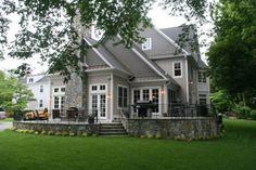 26+ Farmhouse Exterior Designs,