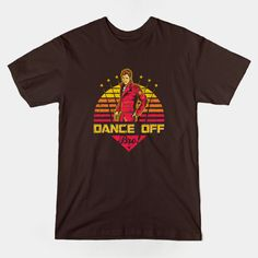 #Marvel Comics: Guardians of the Galaxy Star-Lord t-shirt.