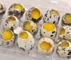para abrir huevos de codorniz .......Tijeras