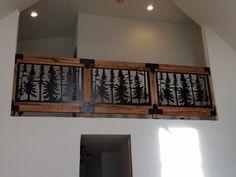 Steel railing inserts plasma cut by artist at PlasmaSpider – Art – Art is my life. Loft Railing, Steel Railing, Metal Railings, Railing Ideas, Plasma Cnc, Plasma Table, Plasma Cutting, Metal Tree Wall Art, Metal Wall Decor