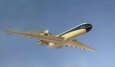 Gorgeous BOAC Vickers VC10 Gracing the Skies — www.facebook.com/VintageAirliners ~✈