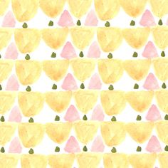 Quilt Inspirational // #pink and #yellow