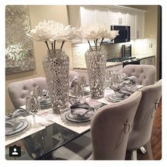 dining room table center piece contemporary centerpiece for dining room table centerpieces modern ideas home everyday.Full Size of Farmhouse Dining Room Table Centerpiece Ideas Decorations Centerpieces Contemporary Design Modern. Dining Room Table Centerpieces, Decoration Table, Centerpiece Ideas, Dining Tables, Dinning Set, Glass Centerpieces, Everyday Centerpiece, Round Tables, Round Dining
