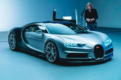 Bugatti engineers are keeping the actual numbers under wraps for now; however, they will admit the Chiron will accelerate to 60 mph in less than 2.5 seconds, with 0-186 mph taking less than 15 seconds.