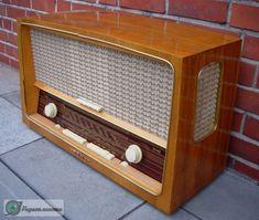 Radios, Tube, Electric, Retro, Glass, Antigua, Nostalgia, Drinkware