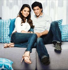 Bollywood superstar Shah Rukh Khan and his wife Gauri Khan are the brand ambassadors of D'Decor. The two are featured in the photoshoot for the D'Decor Ad.