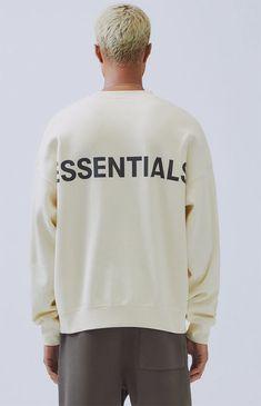 Pin By Lindsey Eryn Branding Web On Threads Crew Neck Sweatshirt Sweatshirts Clothing Essentials