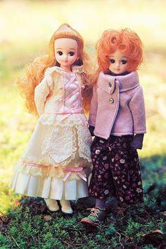 Licca Dolls ◉◡◉