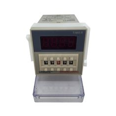 188.60$  Buy now - http://ali530.shopchina.info/go.php?t=32795053236 - 20pcs CE AC 220V DH48S-1Z On-Delay SPDT Time Relay With Socket DH48S 220VAC Delay Timer With Base  #SHOPPING