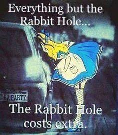 Alice you dirty bitch!