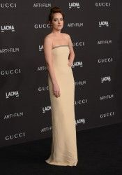 Dakota Johnson Life: HQ Pictures of Dakota at 2014 LACMA Art + Film Gala in Los Angeles tonight [November 1, 2014].