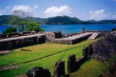 Portobelo (Panamá). Only 2 months left!